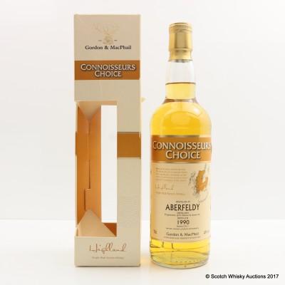 Aberfeldy 1990 Connoisseurs Choice