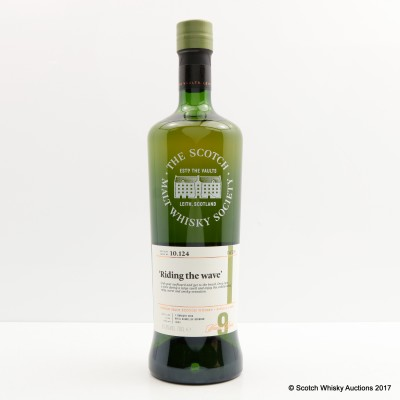 SMWS 10.124 Bunnahabhain 2008 9 Year Old