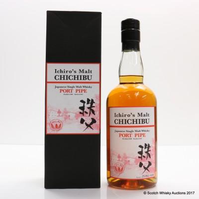 Chichibu Ichiro's Malt 2009 Port Pipe