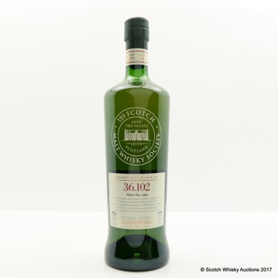 SMWS 36.102 Benrinnes 2003 12 Year Old