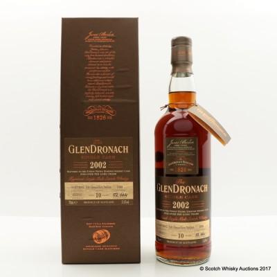 GlenDronach 2002 10 Year Old Single Cask #1988