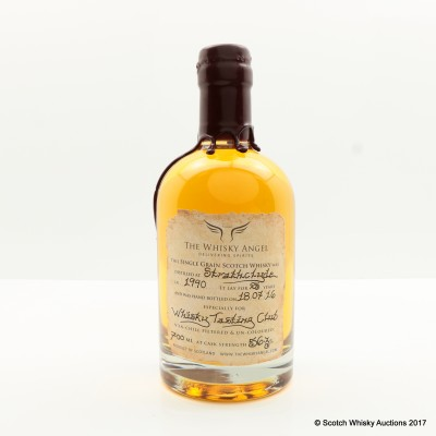Strathclyde 1990 25 Year Old The Whisky Angel