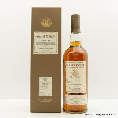 Glenmorangie 1994 Single Cask #1385 75cl
