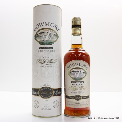 Bowmore Darkest