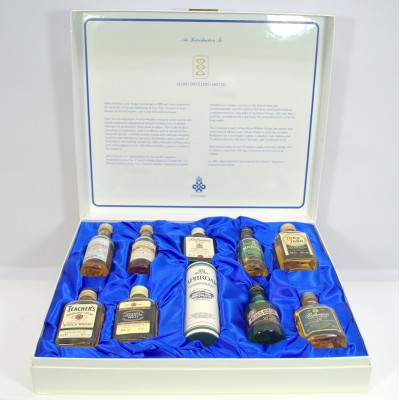 Allied Distillers Queen's Award Mini Pack