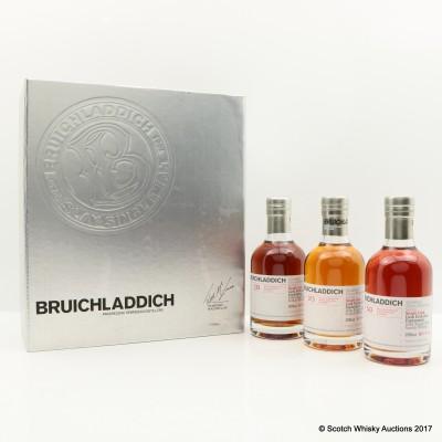 Bruichladdich Micro Provenance 3 x 20cl