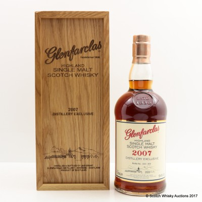 Glenfarclas 2007 Distillery Exclusive