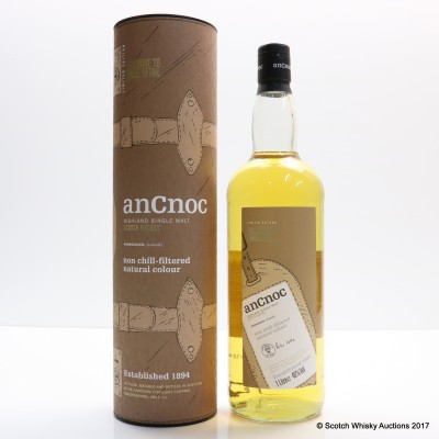 AnCnoc Peter Arkle Travel Exclusive 1L