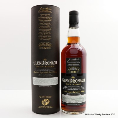 GlenDronach 2005 Hand Filled Cask #1444