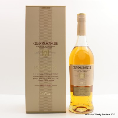 Glenmorangie 12 Year Old Nectar D'Or