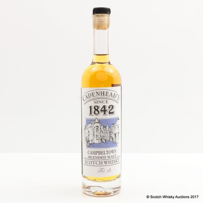 Cadenhead's Blended Malt 20cl