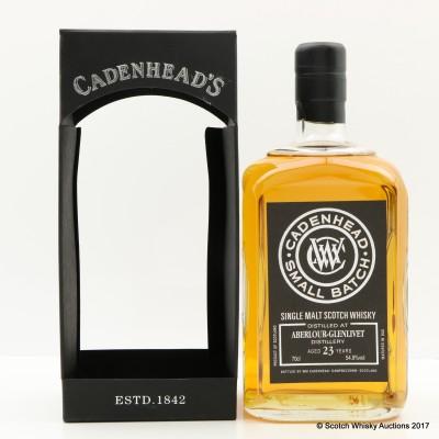 Aberlour-Glenlivet 1989 23 Year Old Cadenhead's