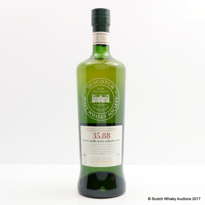 SMWS 35.88 Glen Moray 1995 17 Year Old