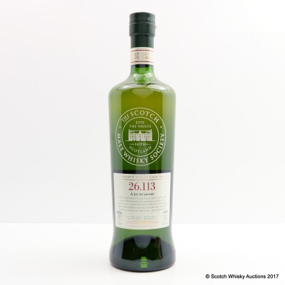 SMWS 26.113 Clynelish 2004 10 Year Old