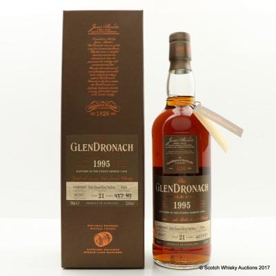 GlenDronach 1995 21 Year Old Single Cask #4418