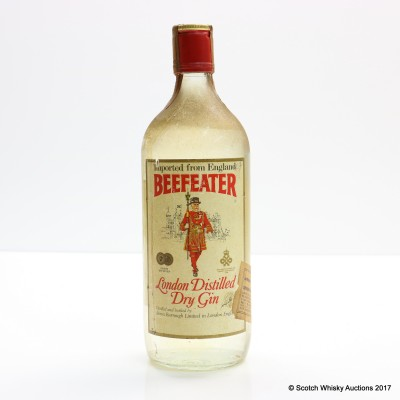 Beefeater Dry Gin 75cl