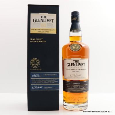 Glenlivet Master Distiller's Reserve Small Batch 1L
