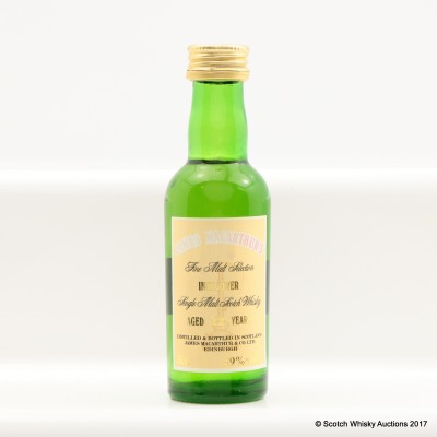 Inchgower 12 Year Old James MacArthur's Mini 5cl