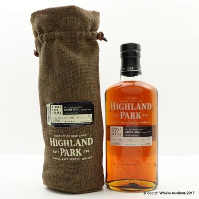 Highland Park 2003 13 Year Old Grundtvig Single Cask #5715