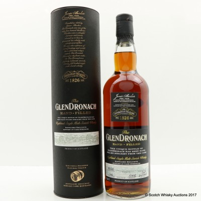 GlenDronach 2005 Hand Filled Cask #1441