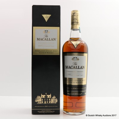 Macallan President's Edition
