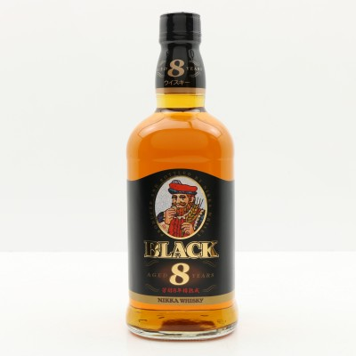 Nikka Black 8 Year Old