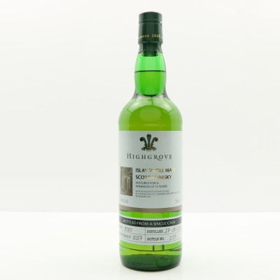 Laphroaig 2004 12 Year Old Highgrove #3010