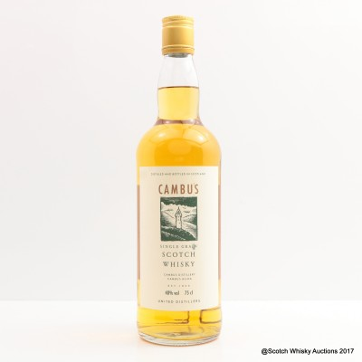 Cambus United Distillers 75cl
