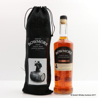 Bowmore 2006 Hand Filled 20th Edition