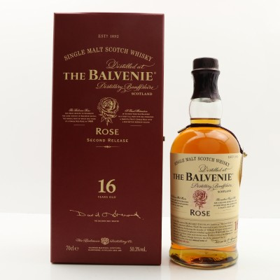Balvenie Rose 16 Year Old 2nd Release