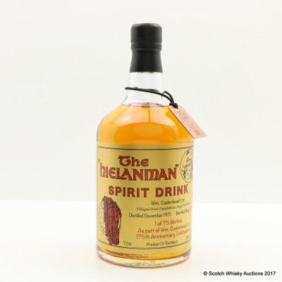 Hielanman Spirit Drink 1971 Cadenhead's