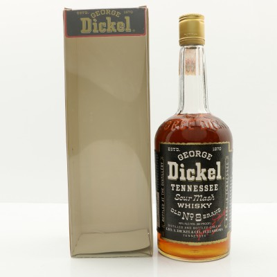 George Dickel Old No.8 Brand 75cl