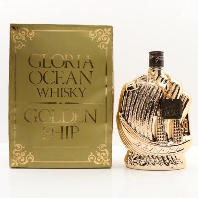 Gloria Ocean Golden Ship 76cl
