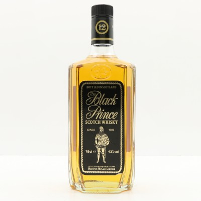 Black Prince 12 Year Old 75cl