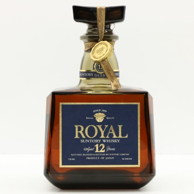 Suntory Royal 12 Year Old 72cl