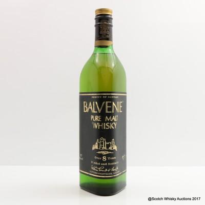 Balvenie Pure Malt Over 8 Year Old 26 2/3 Fl Ozs