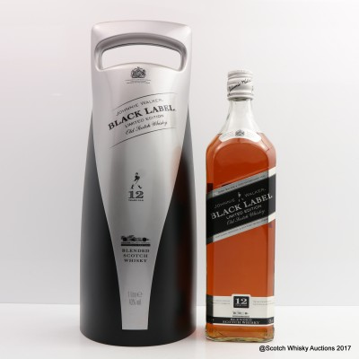 Johnnie Walker 12 Year Old Black Label Mclaren Edition 1L