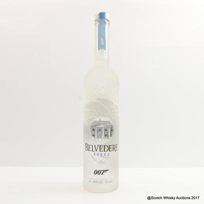 Belvedere 007 Collectors Edition