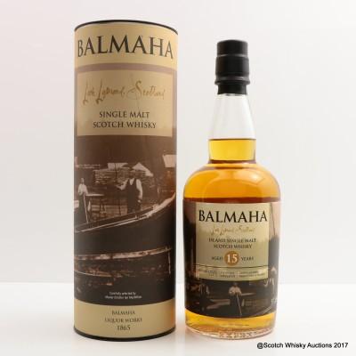 Balmaha 15 Year Old