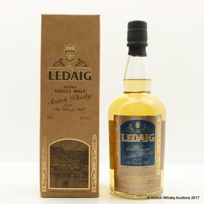 Ledaig Peated Single Malt