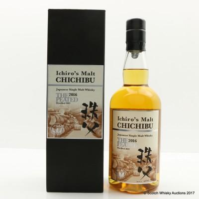 Chichibu Ichiro's Malt 2012 The Peated