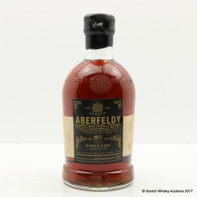 Aberfeldy 1999 Hand Filled Cask #5