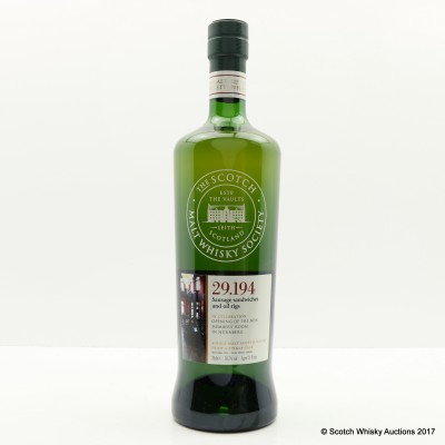 SMWS 29.194 Laphroaig 16 Year Old