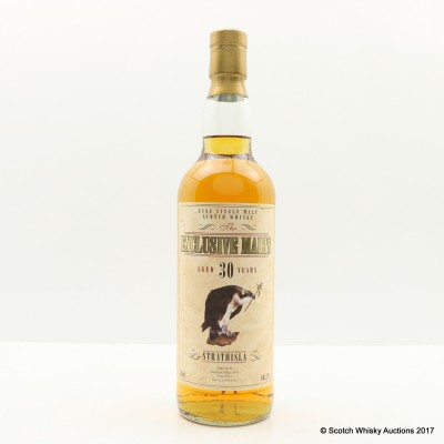 Strathisla 1976 30 Year Old Exclusive Malts