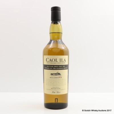 Caol Ila Friends Of The Classic Malts