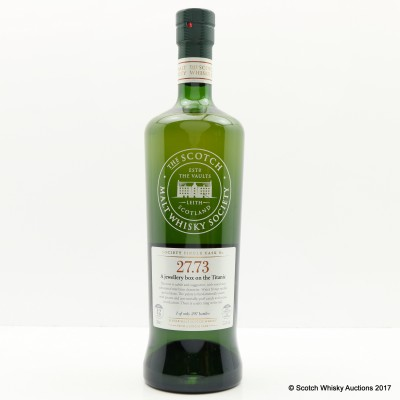 SMWS 27.73 Springbank 12 Year Old
