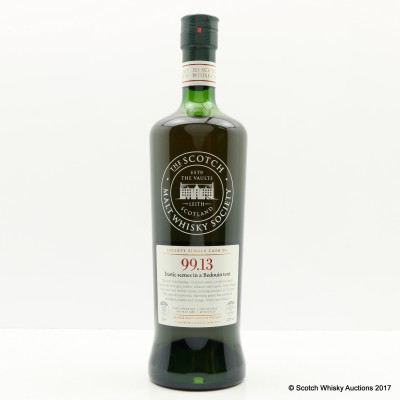 SMWS 99.13 Glenugie 1980 31 Year old