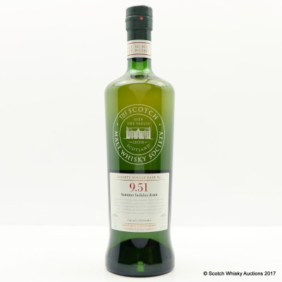 SMWS 9.51 Glen Grant 6 Year Old