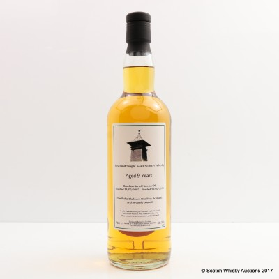 Bladnoch 2007 9 Year Old Whisky Broker