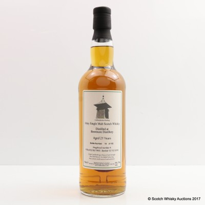 Bowmore 1995 21 Year Old Whisky Broker
